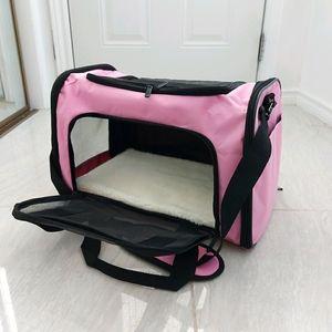 NWOT Pink Pet bag